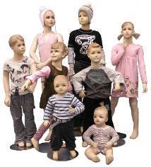 Children's Mannequins