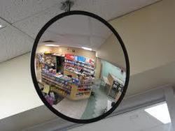 Security Mirrors, Stock Room Supplies