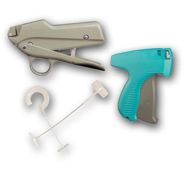 Tag Guns , Fasteners & Price Making Guns