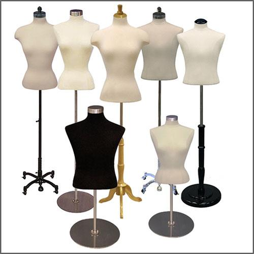 Metal Display Stands & Forms