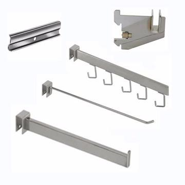 Rectangular Tubing Display & Hardware