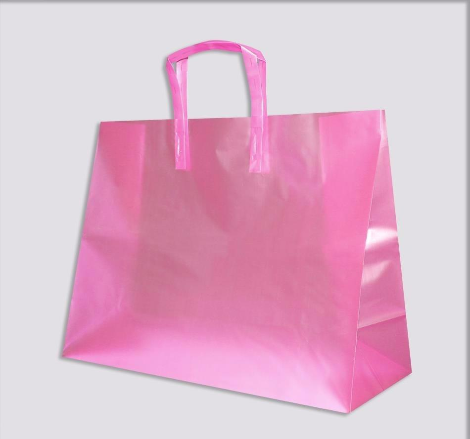 Paper Shopping Bags with Handles | American Hanger & Fixture