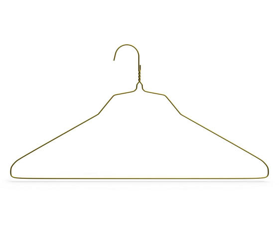 Wire Hangers (Cleaners, Stockroom)